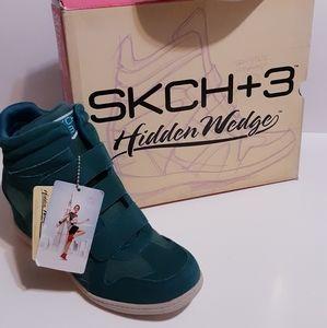 Skechers SKCH+3 Teal